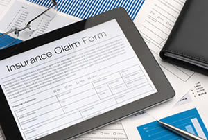 image of insurance claim
