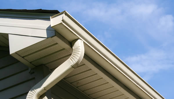 image of home gutter system